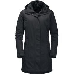 Reduced hooded coats for women Jack Wolfskin W Madison