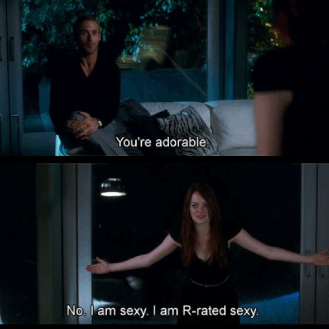 "Crazy Stupid Love Quotes Enchanting Always ""adorable"" Crazy Stupid Love  Self Aware  Pinterest"