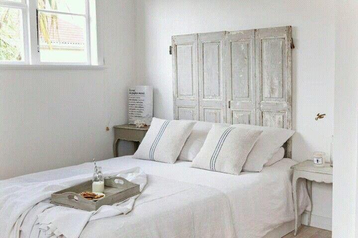 La maison Douce d\'Audrey - Rustic details | Pinterest - Slapen en ...