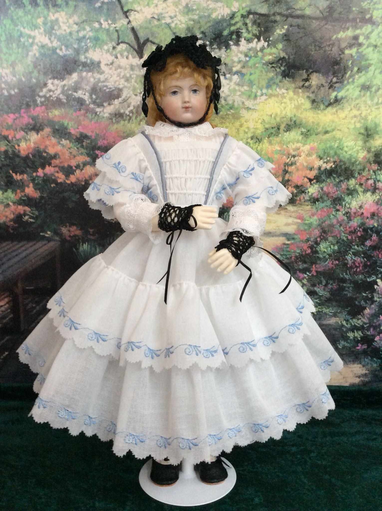 Pin by Mary Ann Shandor on HURET & ROHMER DOLLS Doll