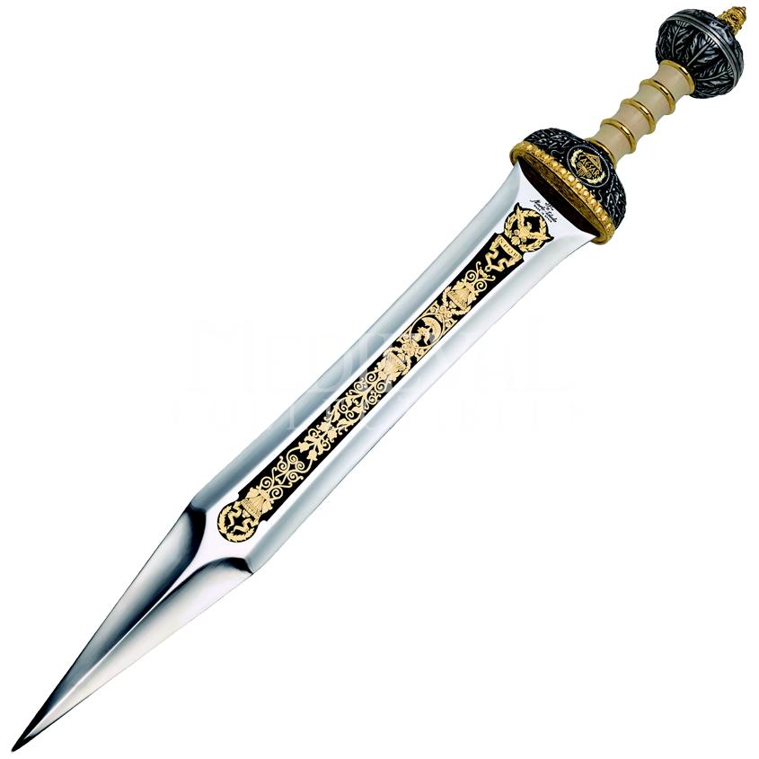 Limited Edition Deluxe Roman Gladius of Julius Caesar by Marto - MA-AC0300S by Medieval Collectibles