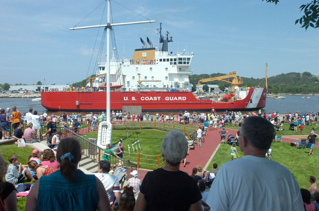 U.S. Coast Guard SFO Grand Haven - Home | Facebook