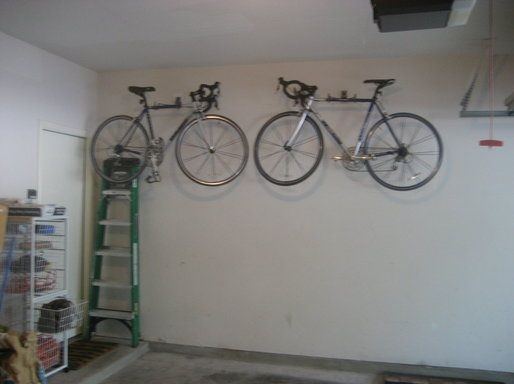 Wall Hooks Bicycle Garage Storage