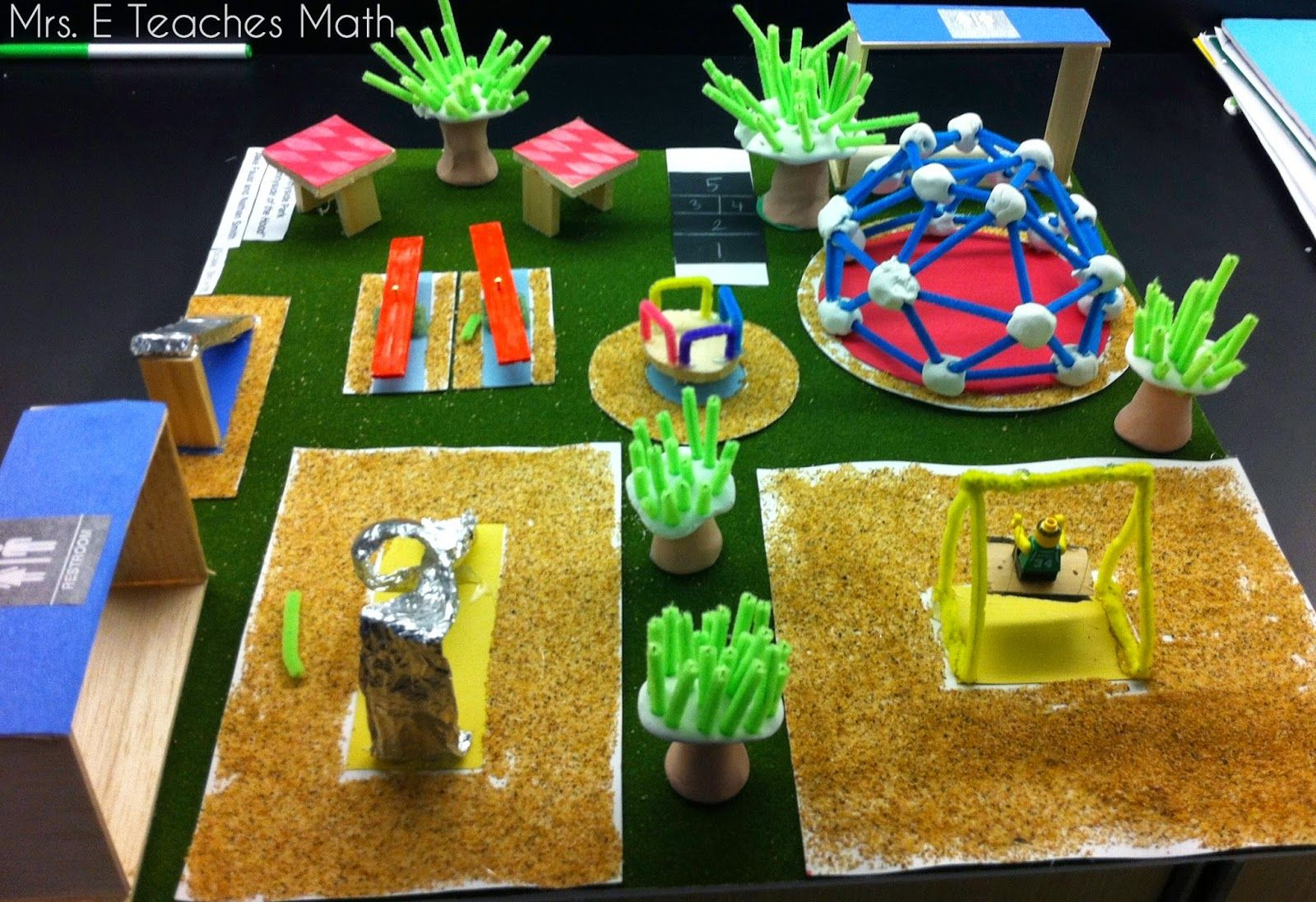 Geometry Playground Project