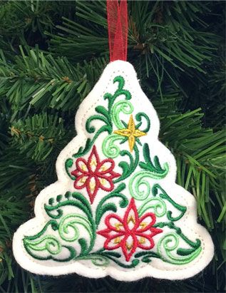 Machine Embroidery Designs At Embroidery Library Machine Embroidery Christmas Machine Embroidery Designs Sewing Machine Embroidery