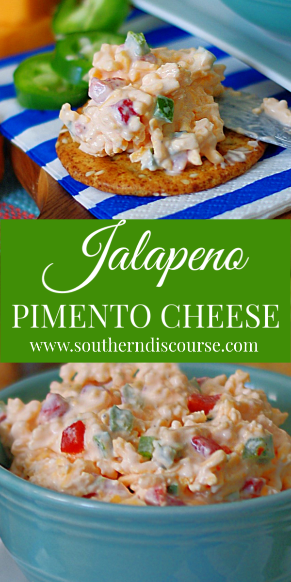 Photo of The Best Jalapeno Pimento Cheese