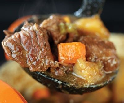 Braised Beef Stew - Saltscapes Magazine