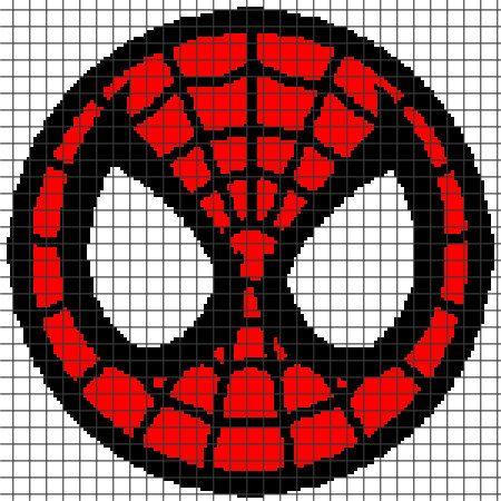 Spiderman Hama Perler Bead Art By Dorte Marker Bugelperlen