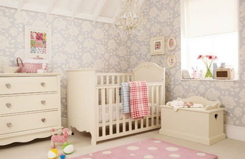 Baby Girl Rooms   I Have A Cedar Chest You Can Use And Paint If You