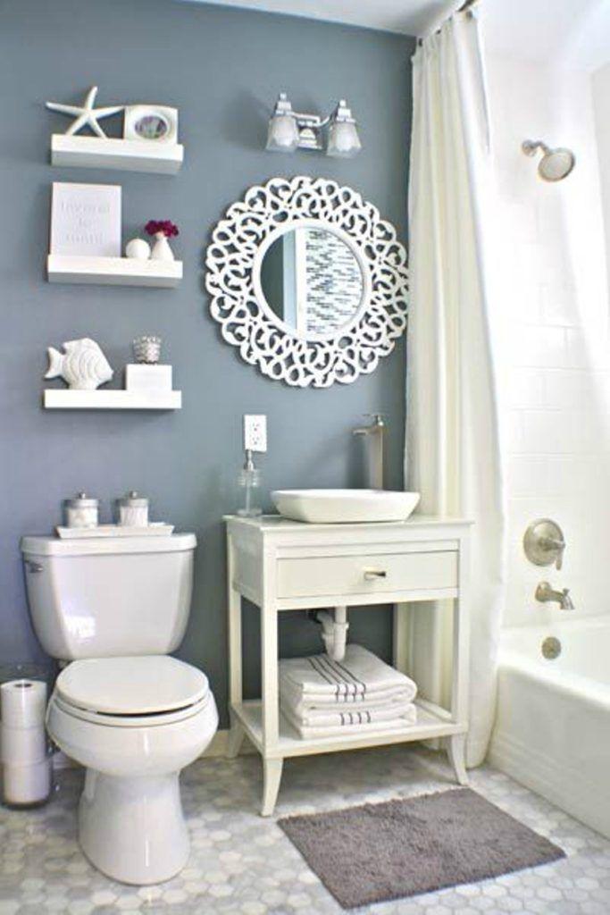 Seaside Inspired Bathroom Accessories