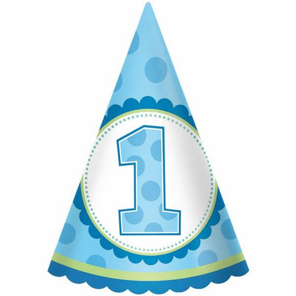 Birthday Hat 1st Boy Birthday 1st Birthday Party Supplies 1st Birthday Parties