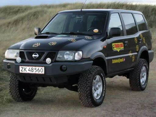 Beautiful High Terrano Ii Pajero Jipe Expedicao