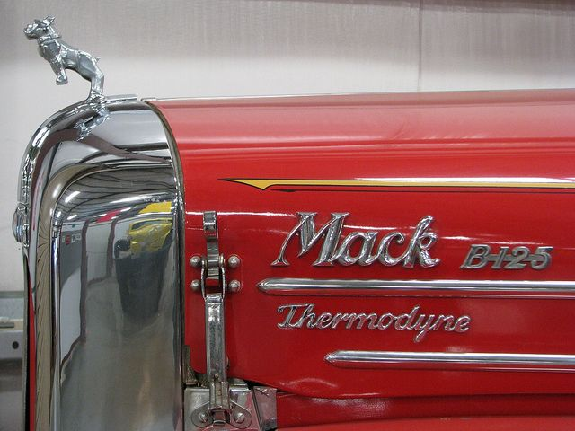 mack model b 125 fire truck mack pinterest fire trucks trucks Mack AC Dump Truck mack model b 125 fire truck
