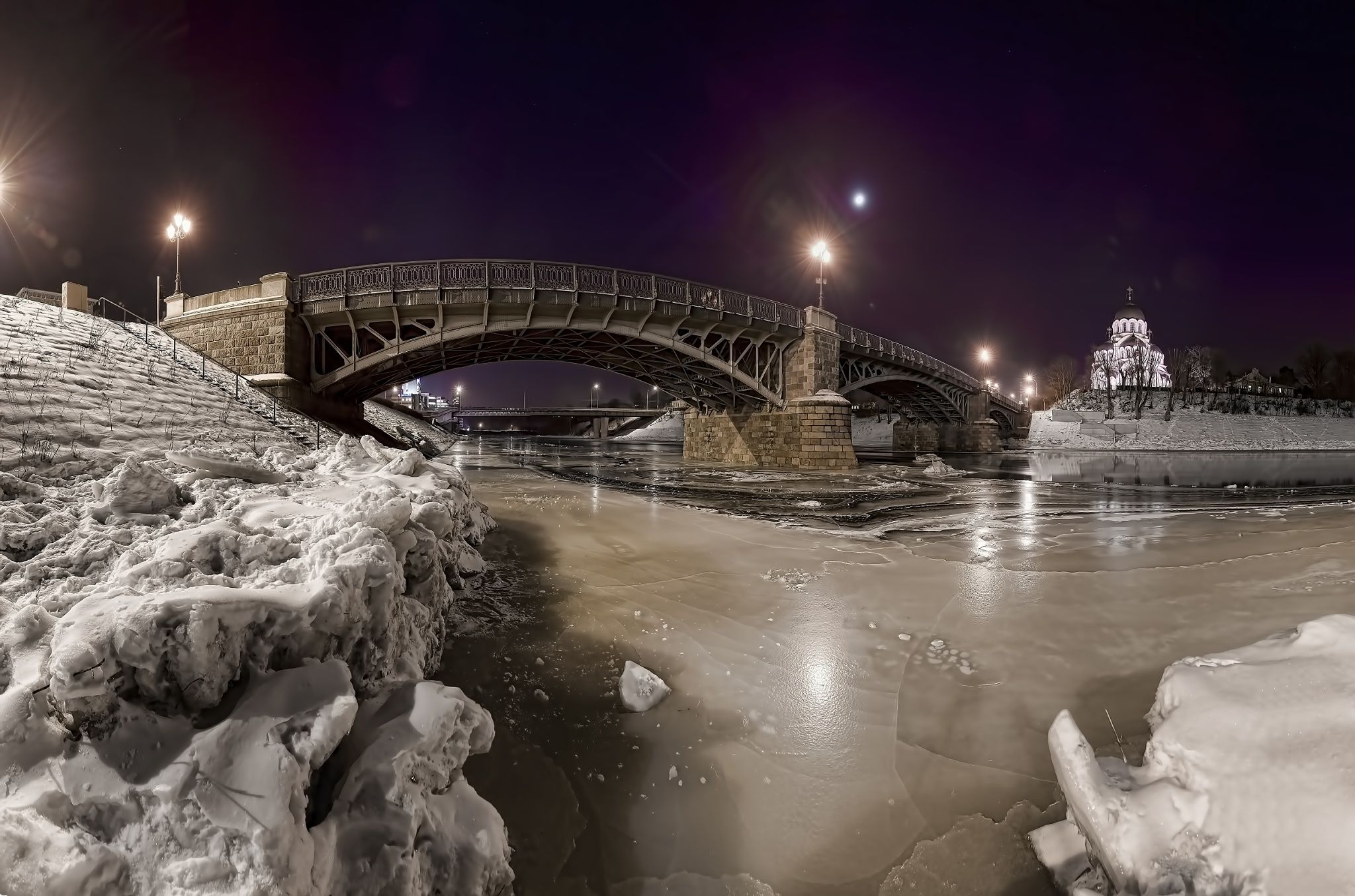 Bridge  by Laimonas Ciūnys on 500px