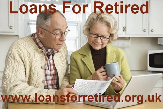 Loans For Retired