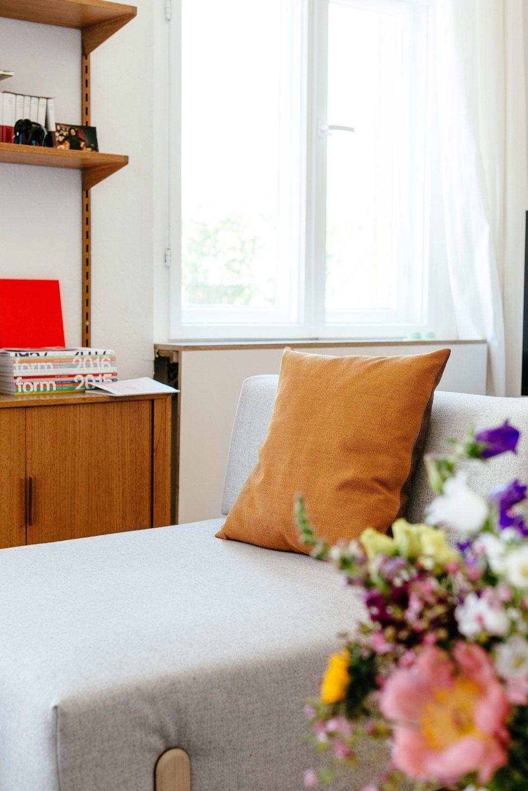 Homestory Mit Christoph Von Objekte Unserer Tage. Interior Inspiration:  Minimalistische Scandic Schlafzimmer Im Altbau