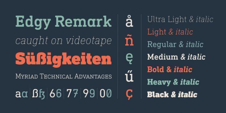 DIN Next Slab font download | Fonts | Fonts, Slab serif, New