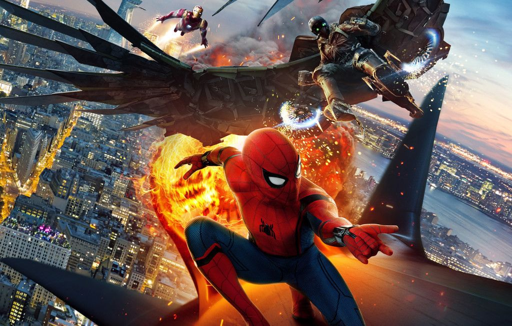 Spider Man Homecoming Movie Poster Iron Man Spider Man Wallpaper Spiderman Homecoming Vulture Spiderman Homecoming Spiderman