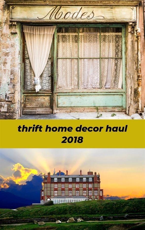 Thrift Home Decor Haul 2018 1377 20181029202249 62 Home Decor