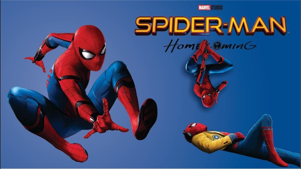 Spiderman Homecoming Coloring Page Spiderman Homecoming Youtube Spiderman