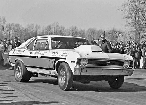 Chevrolet Nova / Chevy II vintage race car | Chevrolet Nova