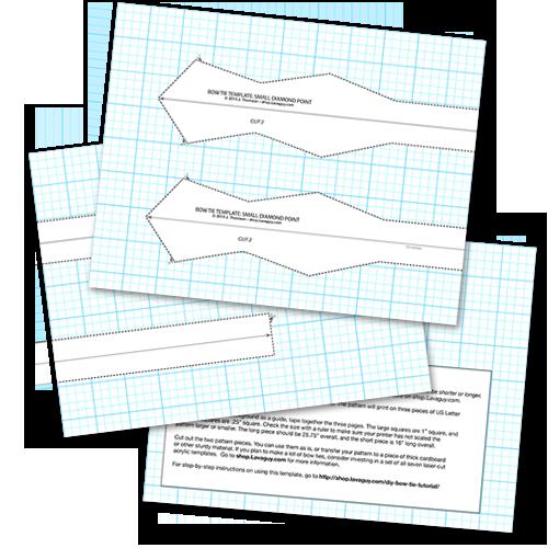 Afbeeldingsresultaat Voor Bow Tie Pattern  Strikken