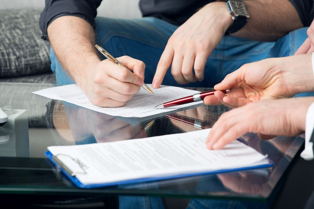Power of Attorney or Guardianship Power of attorney