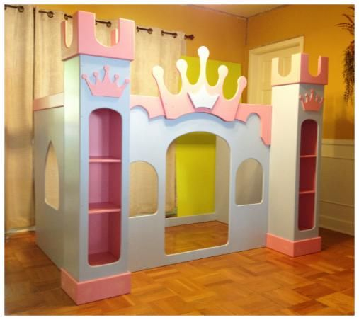 girls beds unique custom kids theme playhouse beds best prices best options adrian. Black Bedroom Furniture Sets. Home Design Ideas