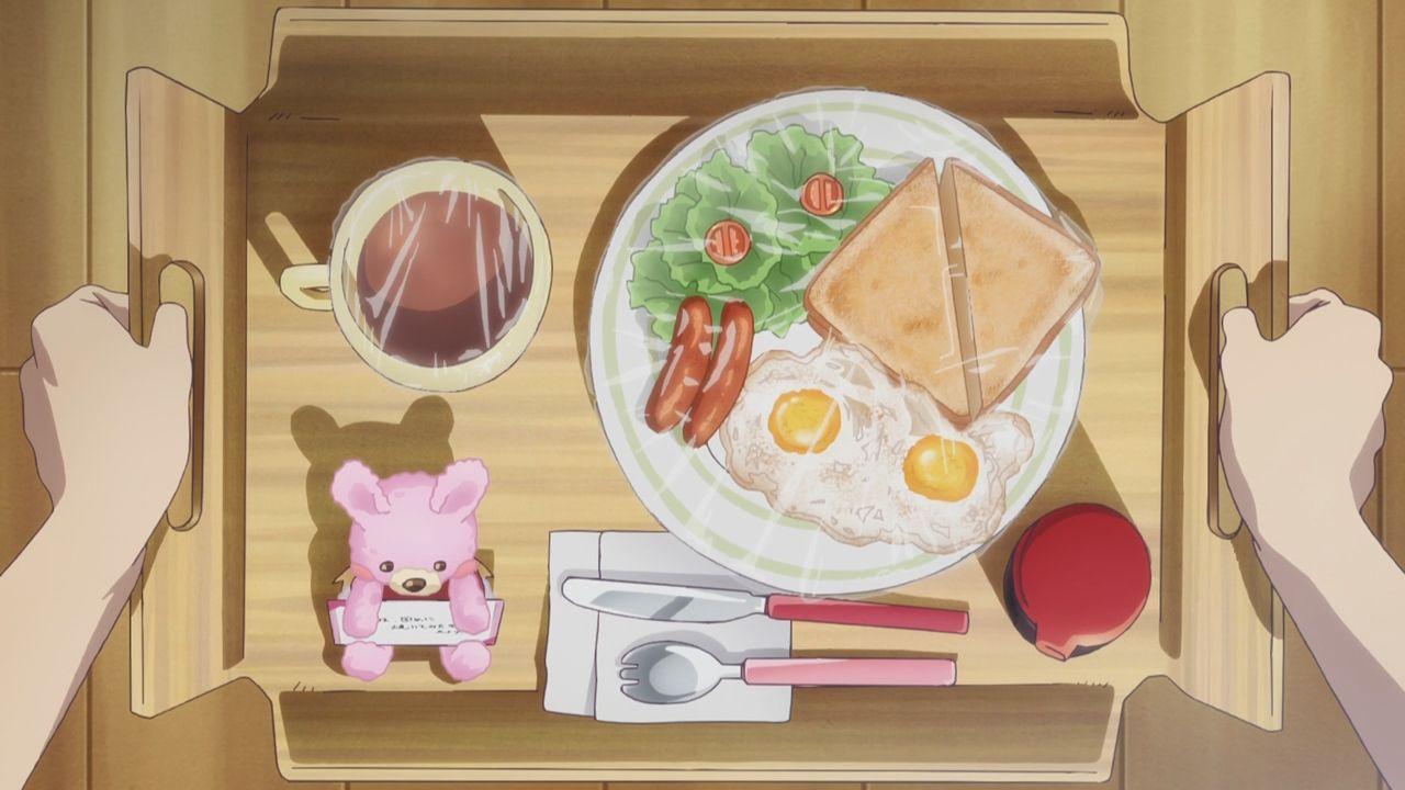 Pin On Anime Food