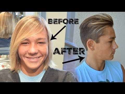 How to Fade an Undercut Step by Step - TheSalonGuy - YouTube