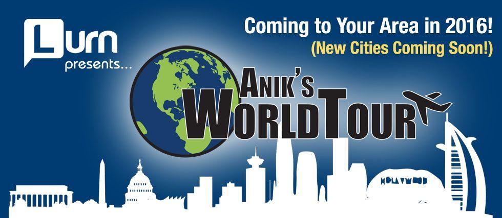 Anik singals world tour march 16 2016 los angeles california anik singals world tour march 16 2016 los angeles california i am malvernweather Gallery