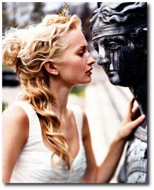 Grecian Wedding Hairstyles: Roman Styled Wedding Headpieces, Grecian Wedding, Grecian