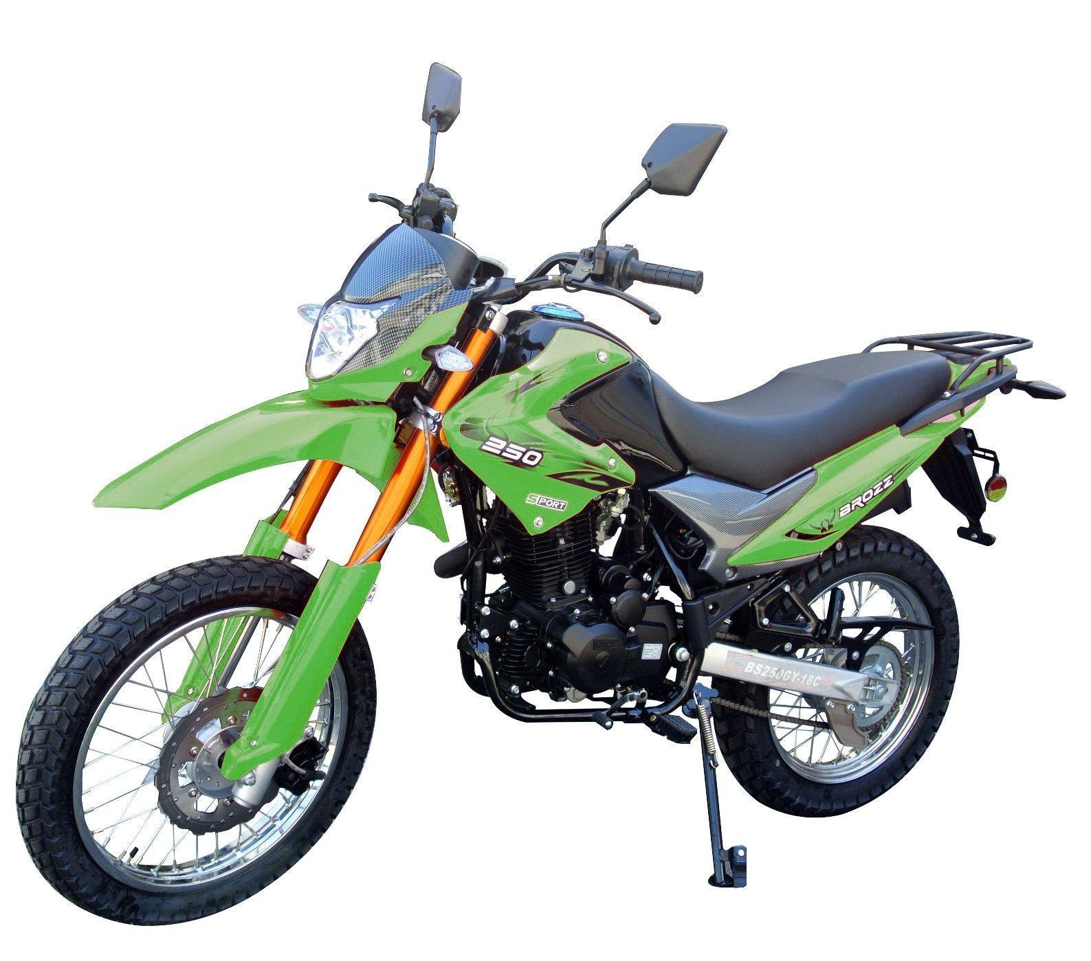 FAST & POWERFUL Enduro Bike 250cc w/Air Cooling Engine 5