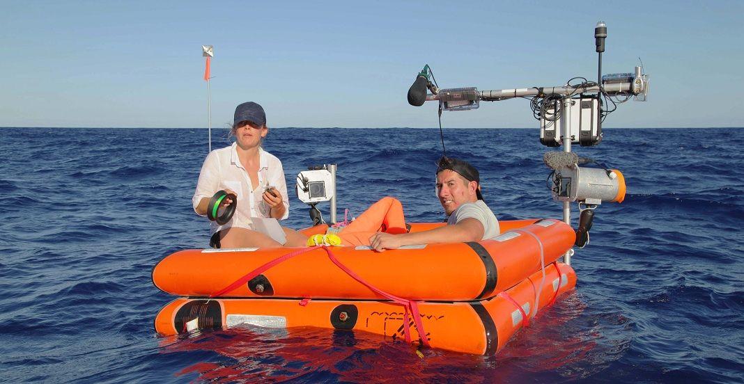 The Raft - Alla deriva, prova di sopravvivenza in mare aperto su DMAX da domani martedì 1 marzo alle 22