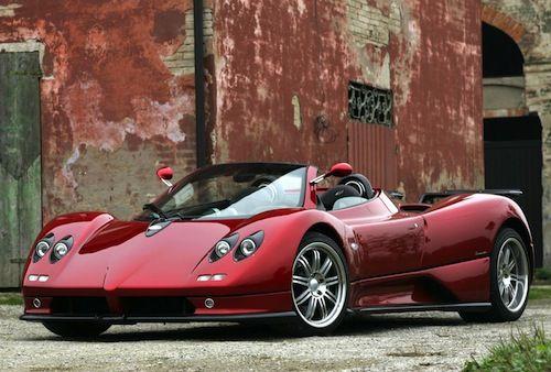 Pagani Zonda C12 Country: Italy Engine: 7.3 liter AMG V12, 594 ...