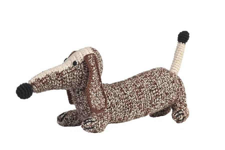 Dachshund crocheted Anne-Claire Petit   Leanna