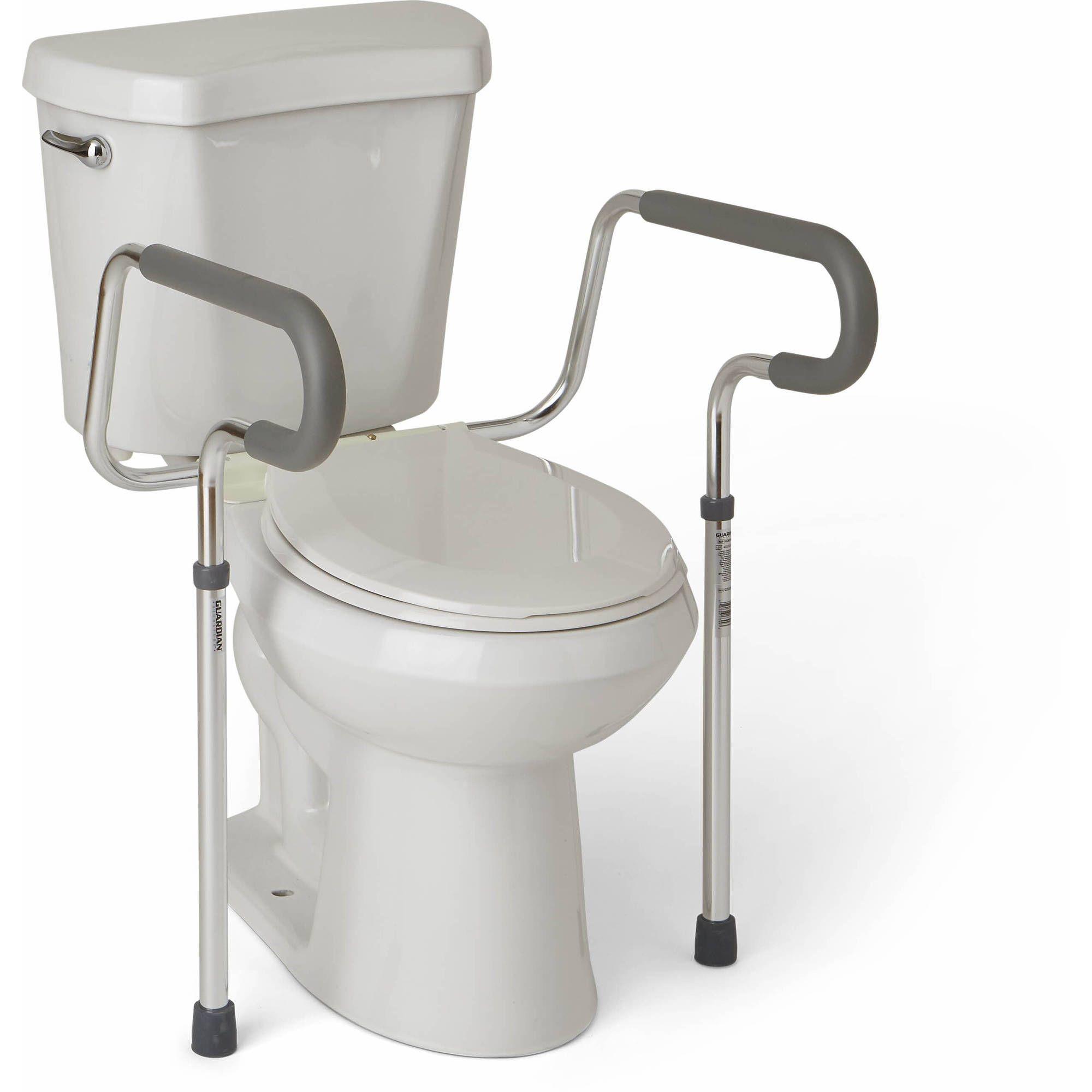 60 Medline Toilet Safety Frame Rails Bathroom safety