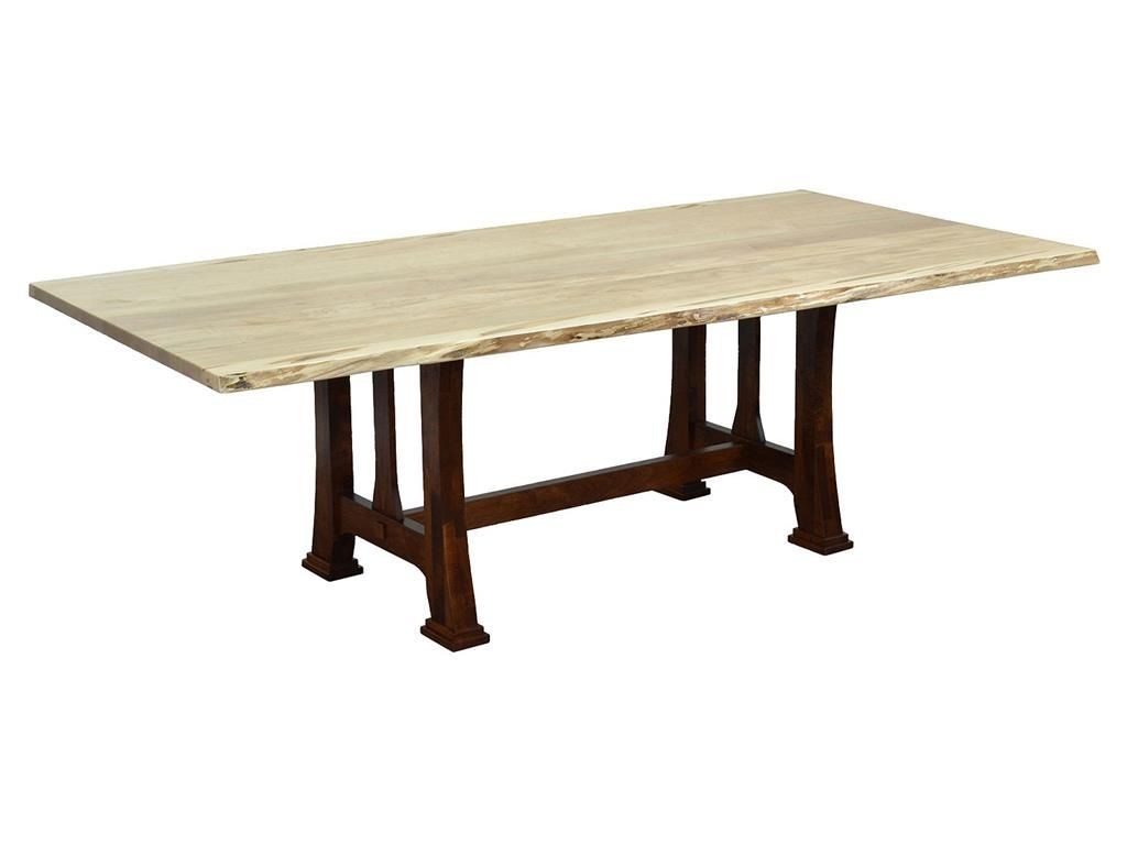 Shop For County Line Copen Live Edge Table And Other Dining Room Tables At Penny Mustard In Milwaukee Wisconsin