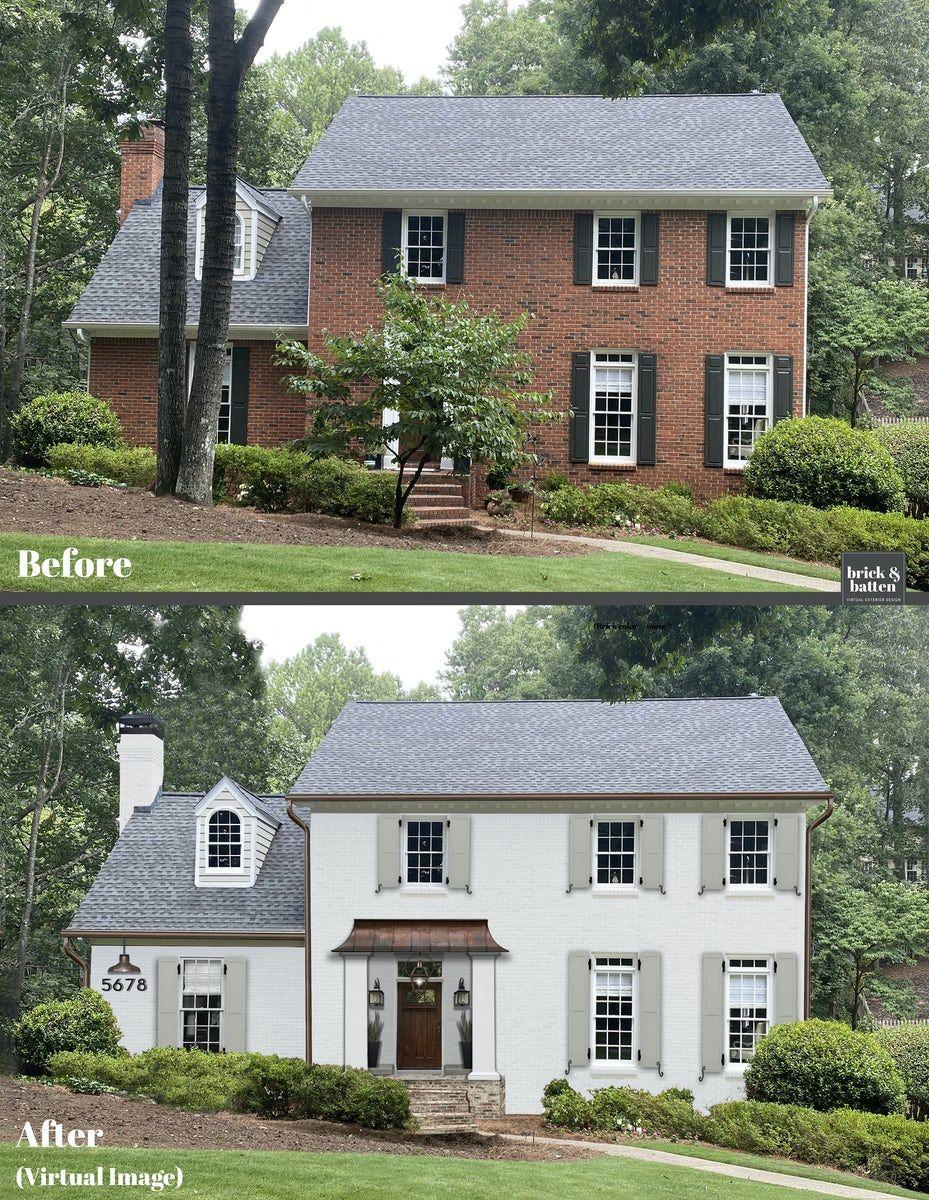 48++ 2021 exterior house paint colors info