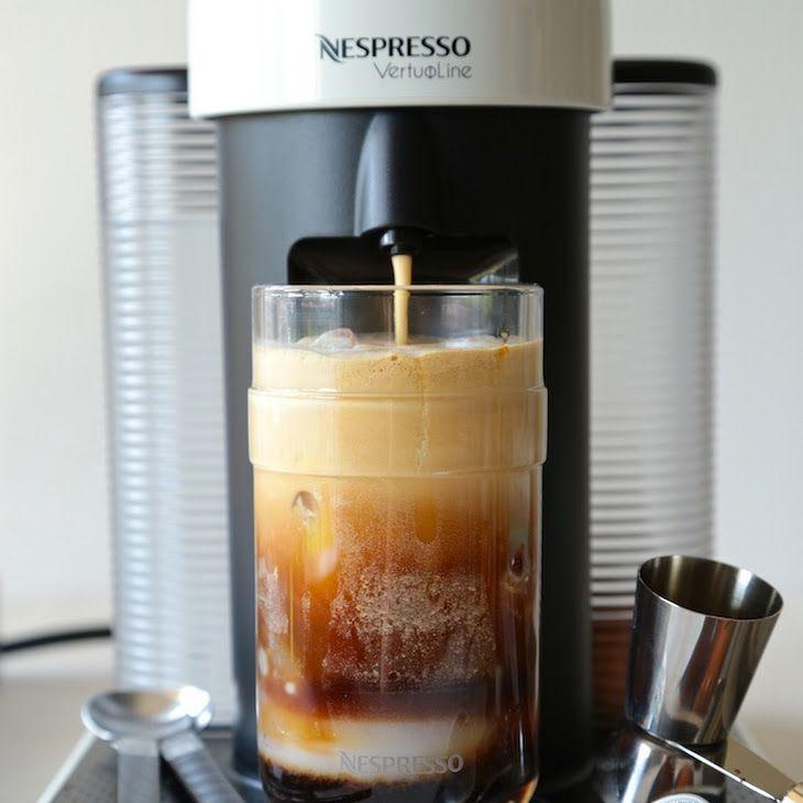 Coconut Caramel, Nespresso