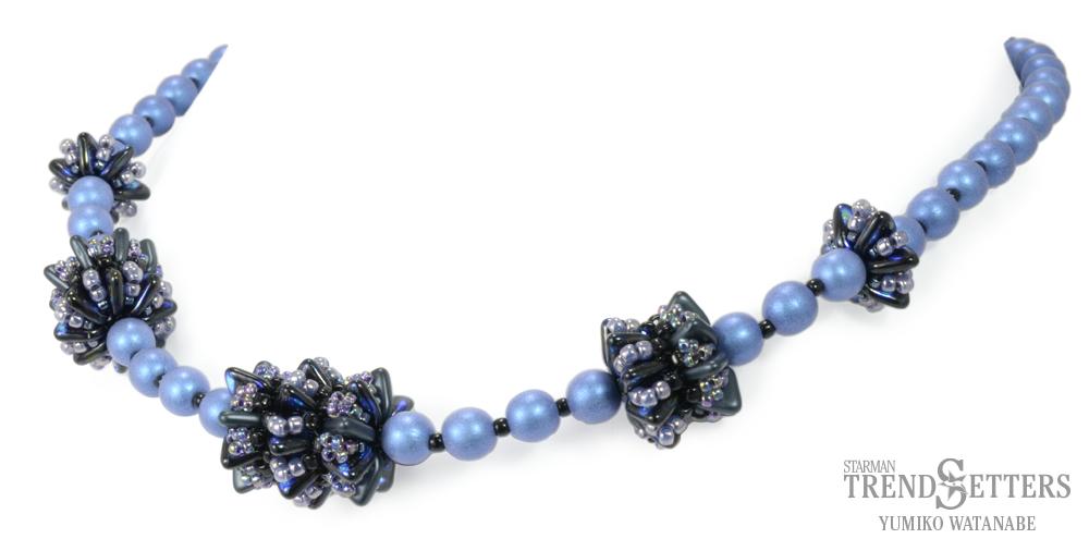 Frill Seeker Necklace   Bead Index > Patterns   Beads   Pinterest ...