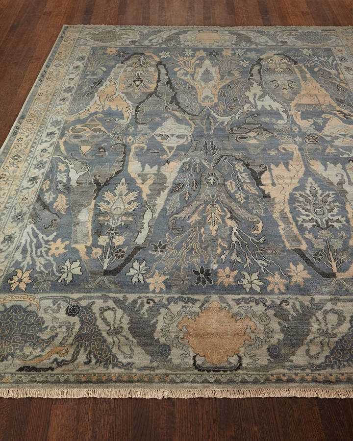 Exquisite Rugs Imani Handknotted Rug 10 X 14 Rugs Hand Knotted Rugs Cool Rugs
