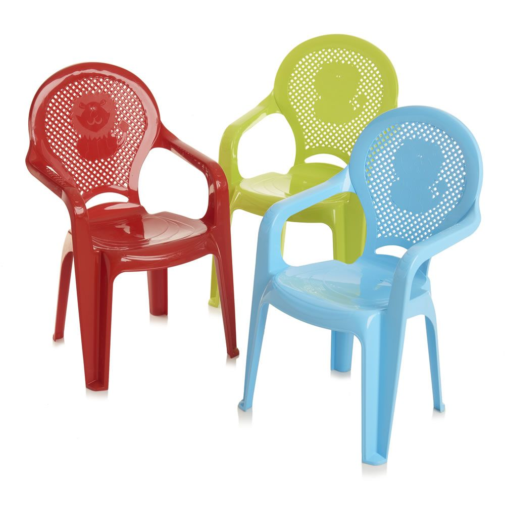 Wilko Kids Chair Adria Assorted | Kids