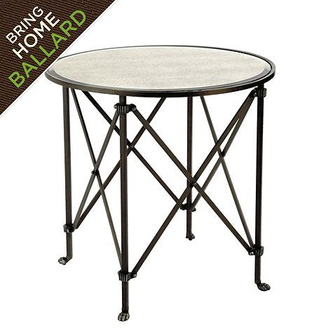 Best Olivia 30 Round Mirrored Side Table Mirrored Side 400 x 300