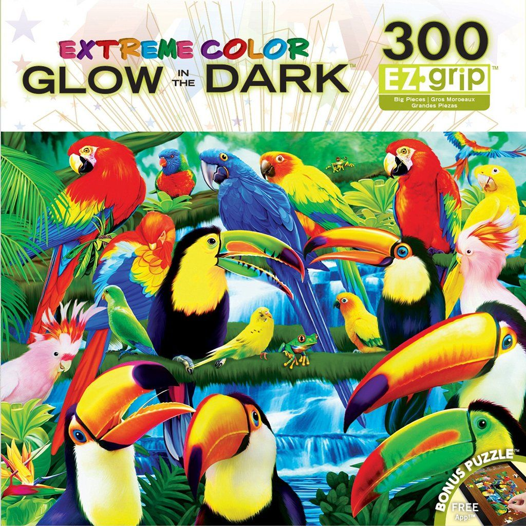 Glow In The Dark Puzzles