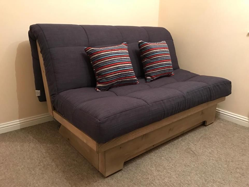 Devonshire 2 Seat Sofa Bed with Storage Drawer. & Devonshire 2 Seat Sofa Bed with Storage Drawer. | Small Sofa Beds ...