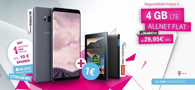 Telekom Magenta Mobil S Ab 39 95 Mit Top Smartphone Fur 1 Smartphone Telekom Mobiles