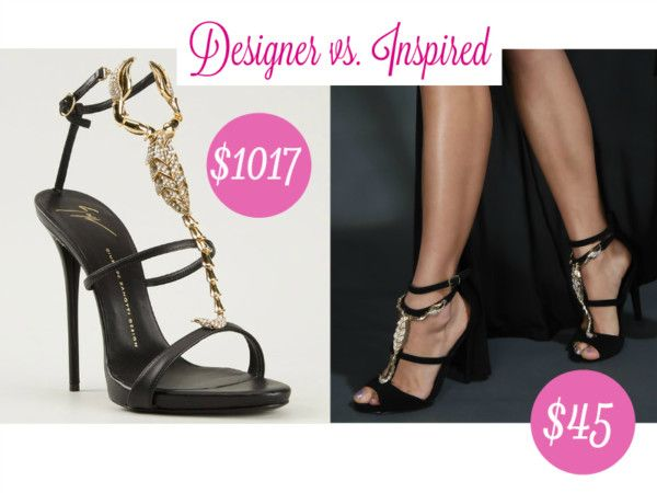 25af9b368abd2 Inspired: Giuseppe Zanotti Rhinestone Scorpion Heel Dupe. Check out this  Splurge vs. Steal: Shoes!