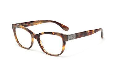 1cb9191c05 Women s black squared eyeglasses DG3290 in 2019