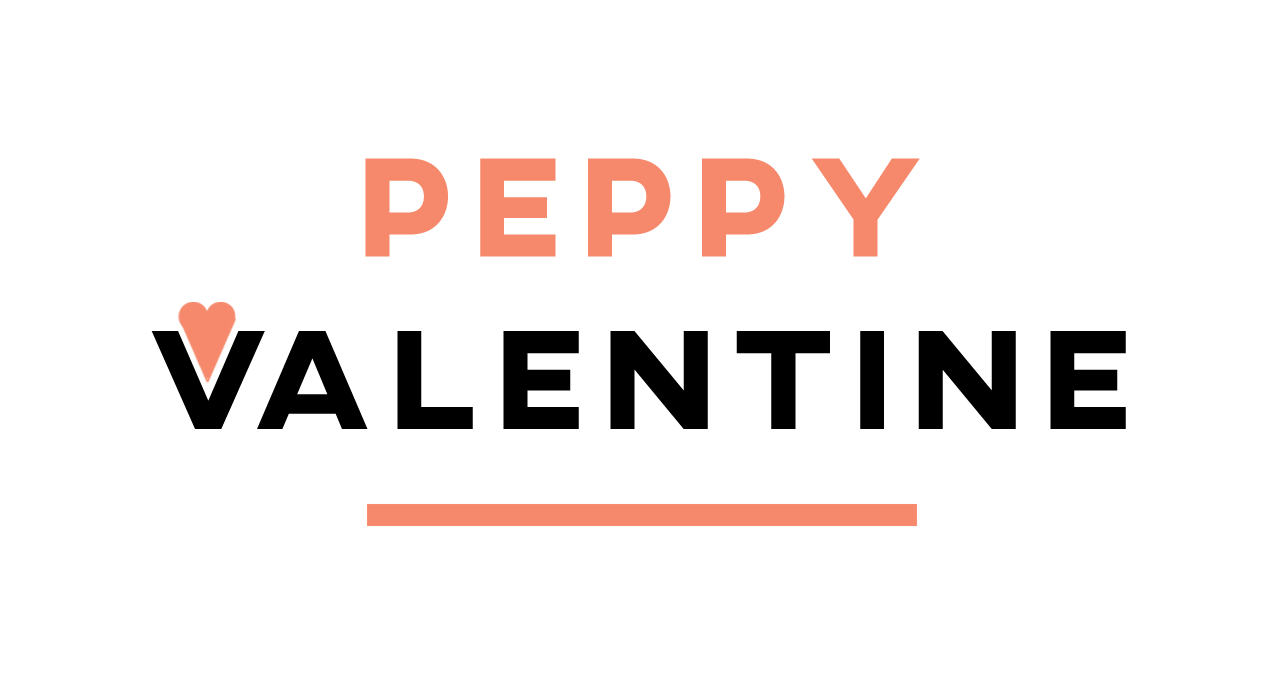 Image result for peppy valentine logo
